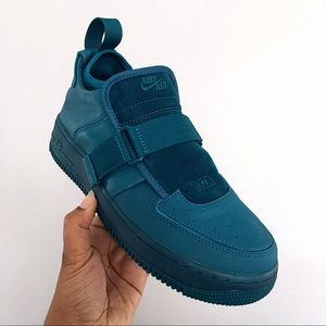 the best attitude b380b 588a9 Women's Nike AF1 Explorer XX Geode Teal NWT